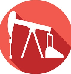 Oil Icon vector image vector image