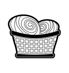 bakery products desgin vector image