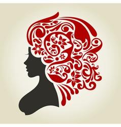 Woman4 vector image vector image
