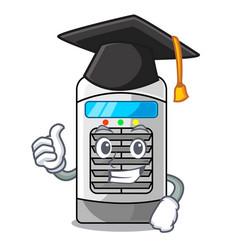 Graduation air cooler at character table vector