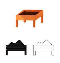 Isolated object drying and coffee icon set of vector
