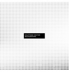 minimal halftone pattern background vector image