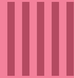 pink vertical stripes seamless pattern vector image