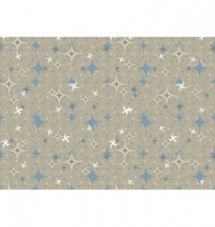stars retro abstract background vector image