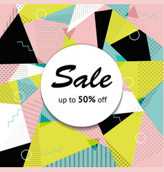 Black market half price off sale graphic poster vector