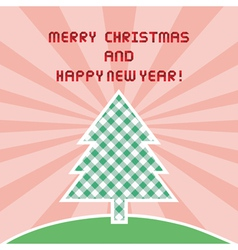 MC and HNY greeting card1 vector