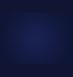 Blue dotted grid background vector