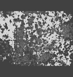 Texture of rust aged texture scratch grunge urban vector