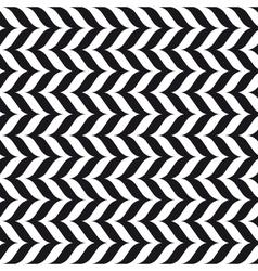 chevron arrow pattern background vector image vector image