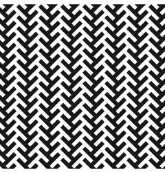 Chevron cross pattern background vector