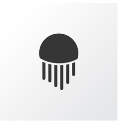 jellyfish icon symbol premium quality isolated vector image vector image