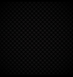 abstract luxury black geometric squares pattern vector image