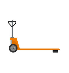 loader icon flat style vector image