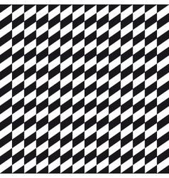 diagonal square pattern background vector image vector image