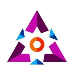 Abstract arrows sign vector