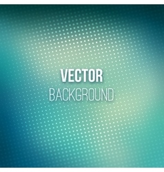 Abstract Blurred Background With Halftone Effect vector