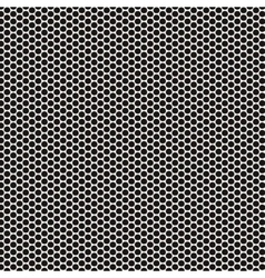 black dots background vector image