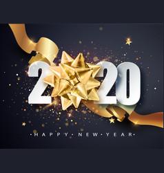 2020 happy new year happy new year 2020 - new vector image