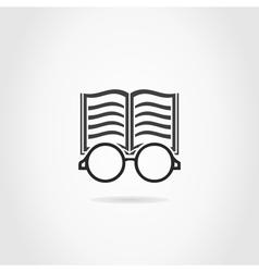 Book3 vector image