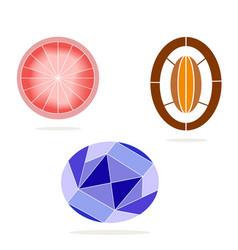gem vector image