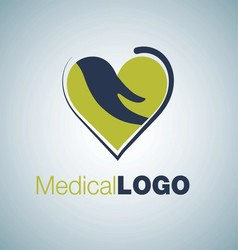 MEDICAL LOGO 2 vector image