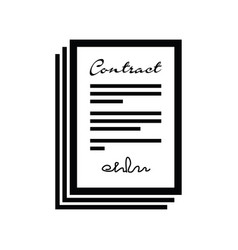 Set of contracts vector