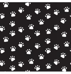 Catpaw vector image vector image