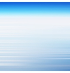 Abstract background with blue sky and clouds vector