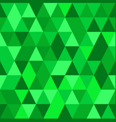 Elegant green geometry seamless pattern with vector