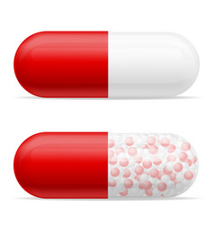 Medical pills tablets for the treatment of vector