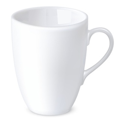 Mug isolated on white vector