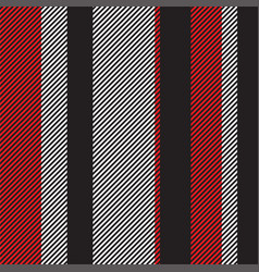 Stripes seamless pattern striped background of vector