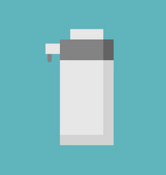 water boiler or kettle icon flat design vector image