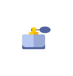 flat icon perfumery element vector image vector image