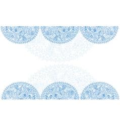 floral tender card vector image