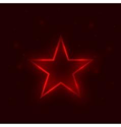 Red Star logo vector