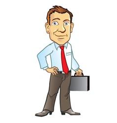 Salesman vector