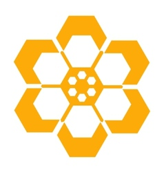 Honey sign vector