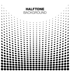 Abstract Halftone Background for your design vector image
