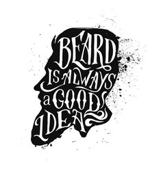 monochrome hand drawn hipster vintage label vector image