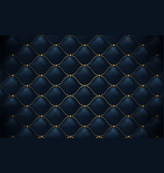 Leather texture abstract polygonal pattern luxury vector