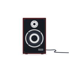 studio audio monitor vector image