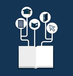 Graduation concept design vector