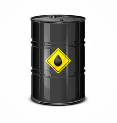 Oil barel vector