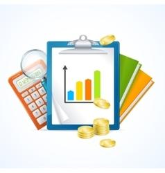 Business Finance Concept vector