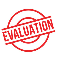 Evaluation stamp typ vector