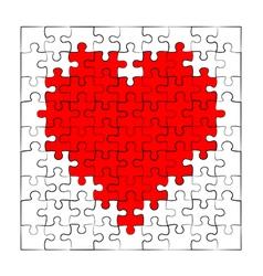 Jigsaw vector