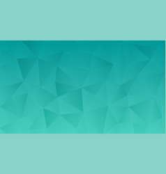 Simple abstract background with triangles vector