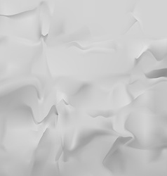 Texture of crumpled paper vector
