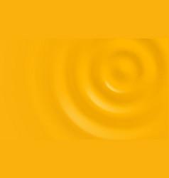 Yellow creamy or gold cream background vector